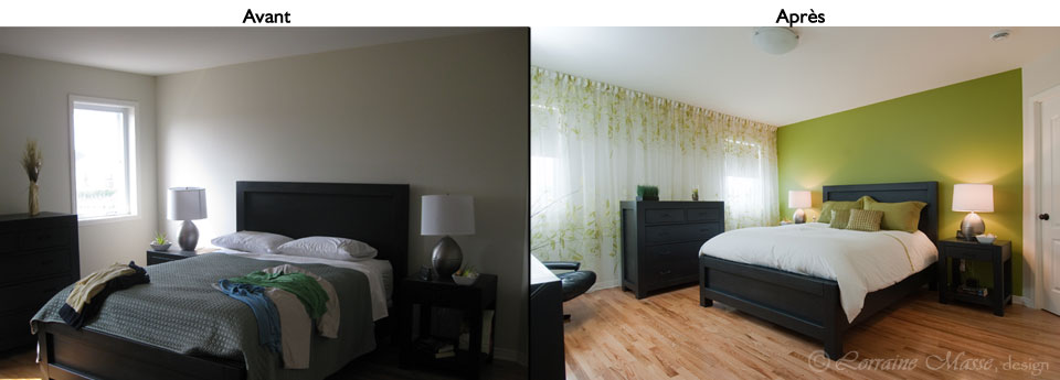 avant apr s lorraine masse designer int rieur. Black Bedroom Furniture Sets. Home Design Ideas