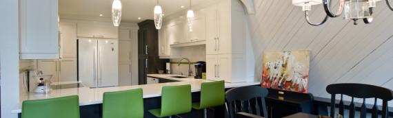 Transformation d'une cuisine | LM Design intérieur