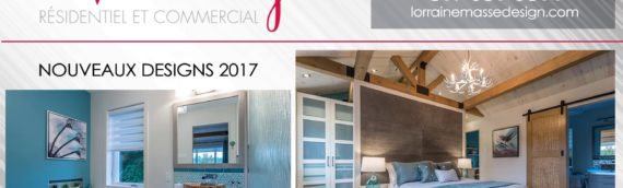 Nouveautés 2017 & Plans 3D | LM Design